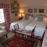 Luxurious double and twin B&B rooms close to Malmesbury
