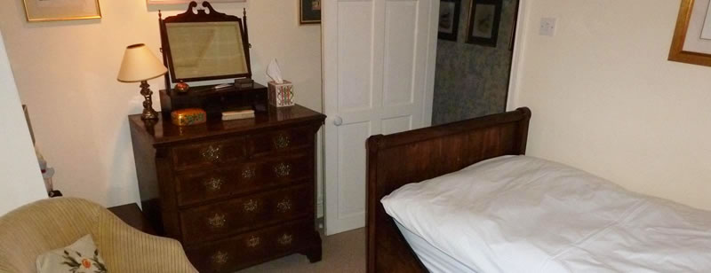 Single room at Bullocks Horn Cottage B&B in Malmsbury